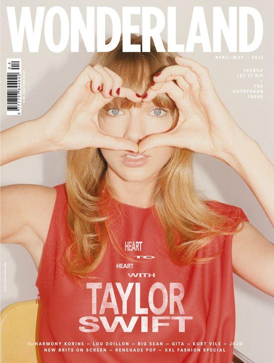 Taylor Swift w dwóch wcieleniach (FOTO)