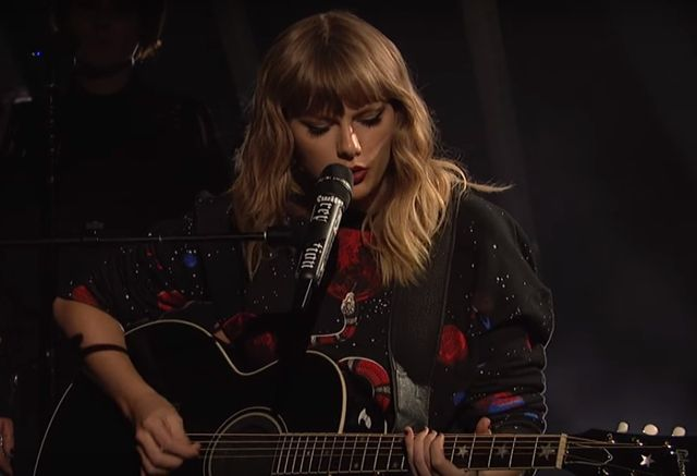 Mocne zarzuty pod adresem Taylor Swift  po jej występie w SNL