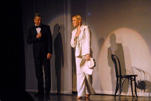 Doda i Natasza Urbańska na koncercie z okazji 25-lecia teatru Buffo (ZDJĘCIA)