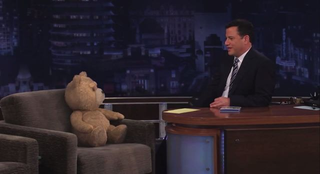 Proszę Państwa, oto miś… Ted (FOTO)