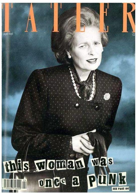 Zmarła Margaret Thatcher