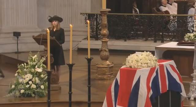 Wnuczka Margaret Thatcher rozkochała w sobie Brytyjczyków
