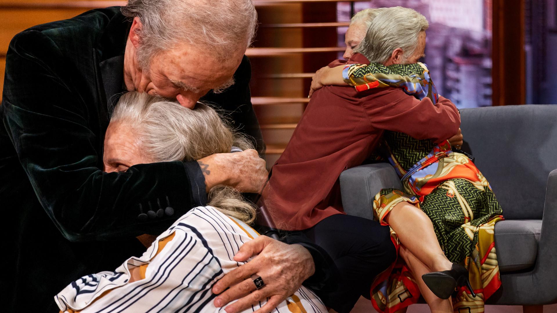 Wiktoria Gąsiewska i Adam Zdrójkowski za 50 lat w The Story of My Life