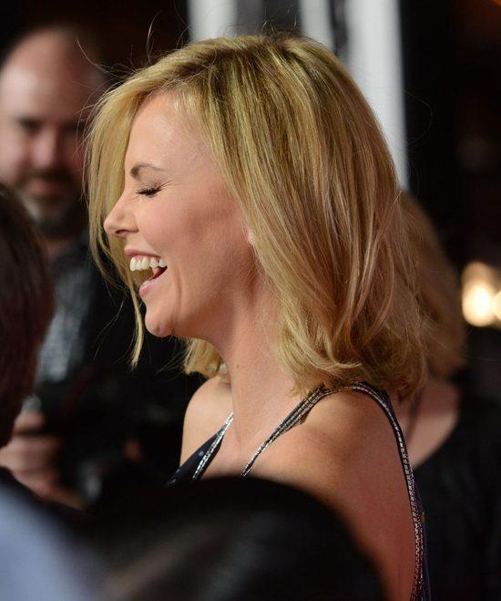 Charlize Theron utarła nosa tym, którzy źle jej życzyli FOTO