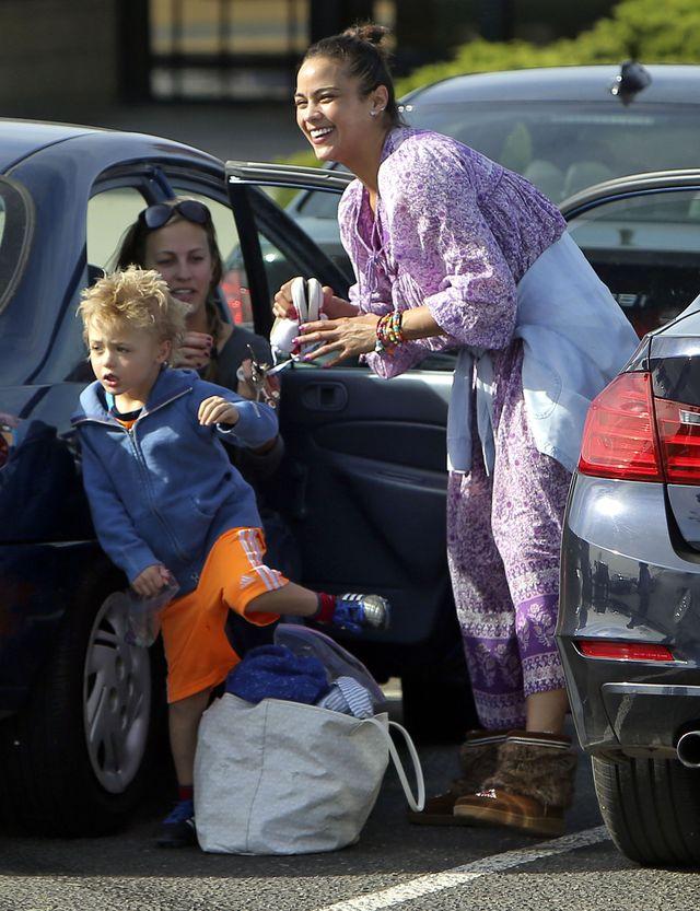 Robin Thicke przyszedł PIJANY na imprezę przedszkolną syna?