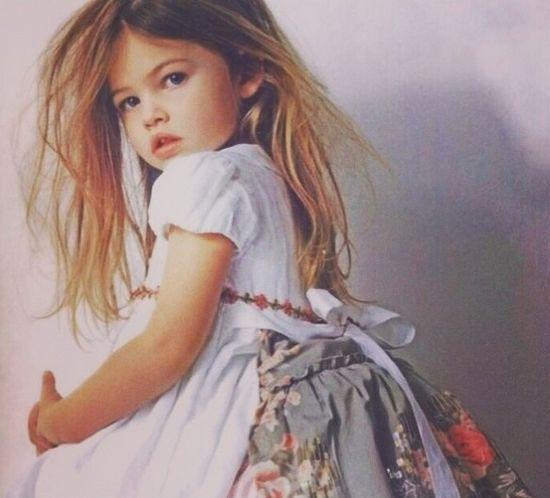 THYLANE BLONDEAU - 13-latka okrzyknięta nową Kate Moss