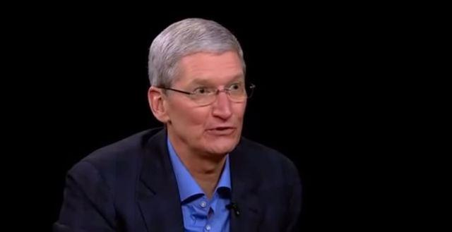 Szef Apple'a. Tim Cook, zdradził, że jest gejem