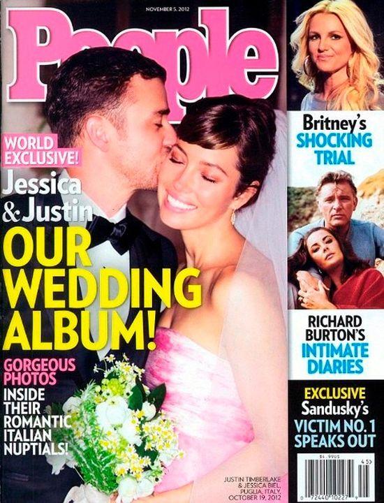 Jessica Biel zmienia nazwisko na Timberlake