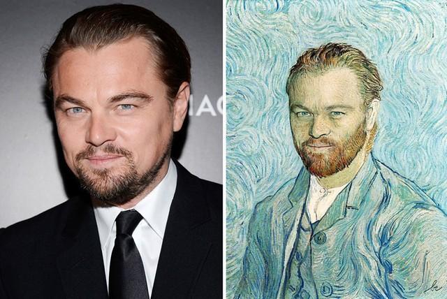 A gdyby tak Leonardo DiCaprio był zamiast Van Gogha? (FOTO)