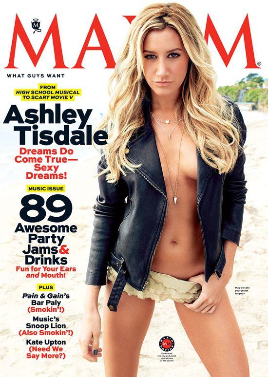 Jakich mężczyzn lubi Ashley Tisdale?