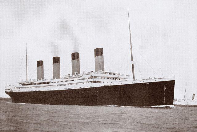Titanic powraca na wody! Kiedy pierwszy rejs? (FOTO)
