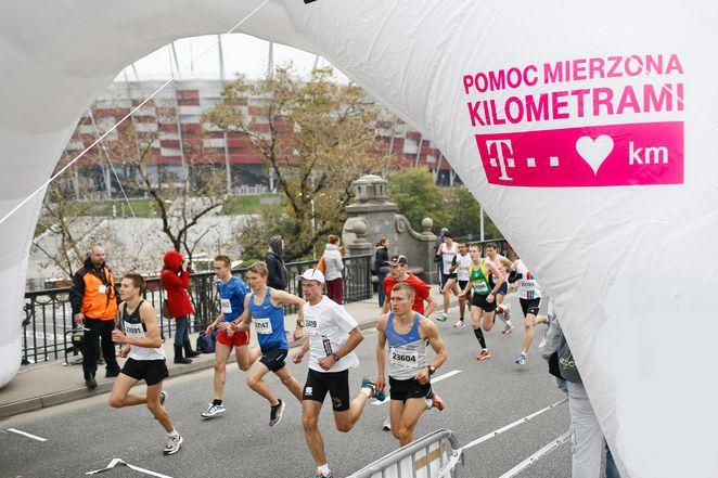 Już w niedzielę PZU Maraton Warszawski