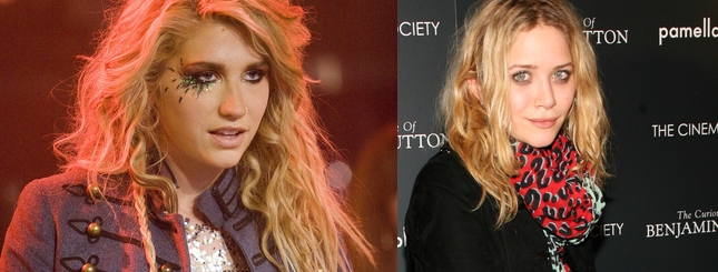 Ke$ha vs. Mary-Kate Olsen (FOTO)
