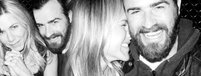 Jennifer Aniston oficjalnie z Justinem Theroux (FOTO)
