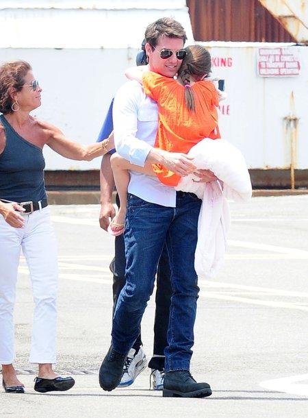 Tom Cruise obawia si� testu na ojcostwo?