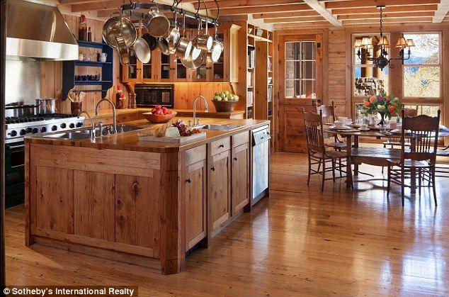 Oto weekendowy dom Toma Cruisa. Kosztowa� 59 milion�w $