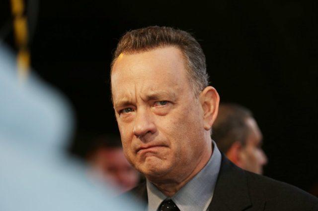 Tom Hanks mówi o swej chorobie