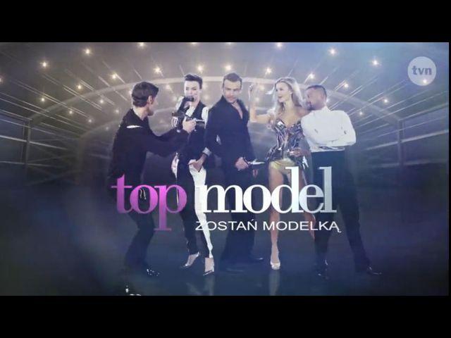 Czołówka nowej edycji Top Model