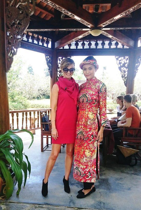Wietnam okaza� si� pechowy dla jednego uczestnika Top Model