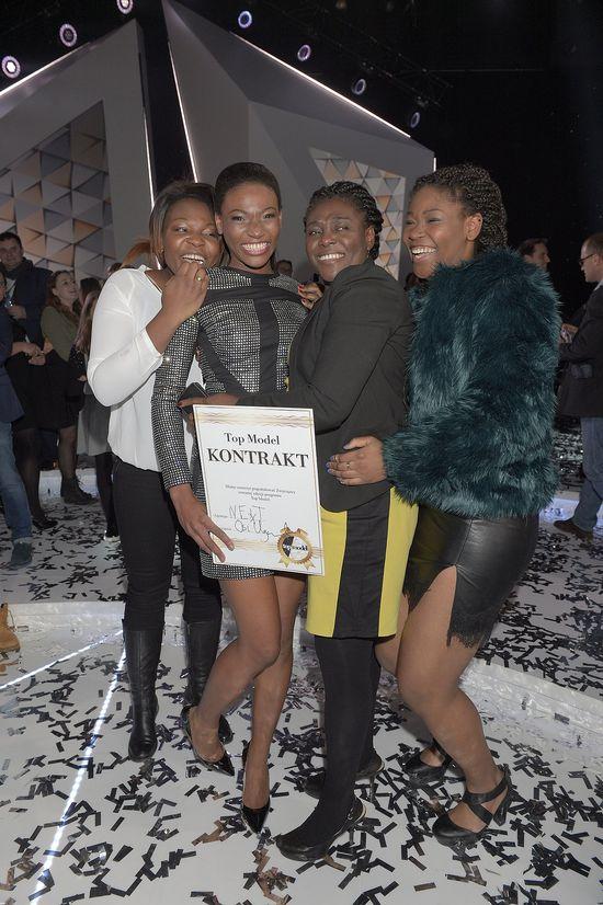 W finale Top Model nie brakowa�o emocji (FOTO)
