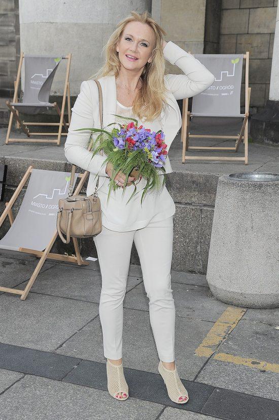 Grażyna Torbicka znów odrobiła lekcję stylu (FOTO)