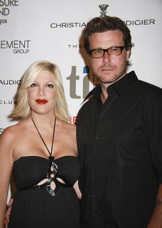 Tori Spelling wkręca męża do Beverly Hills 90210