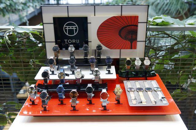 Zegarki Torii - piękne i symboliczne (ZDJĘCIA)