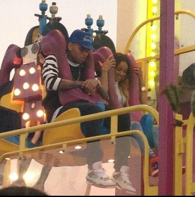 Chris Brown wr�ci� do Karrueche Tran?