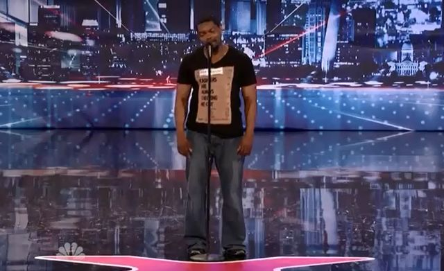 Niesaowity głos w America'a Got Talent (VIDEO)