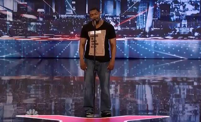Niesaowity g�os w America'a Got Talent (VIDEO)