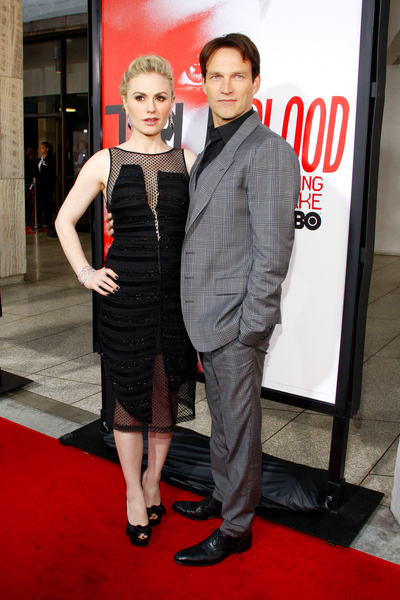 Premiera 5. sezonu True Blood (FOTO)/Anna Paquin i Stephen Moyer