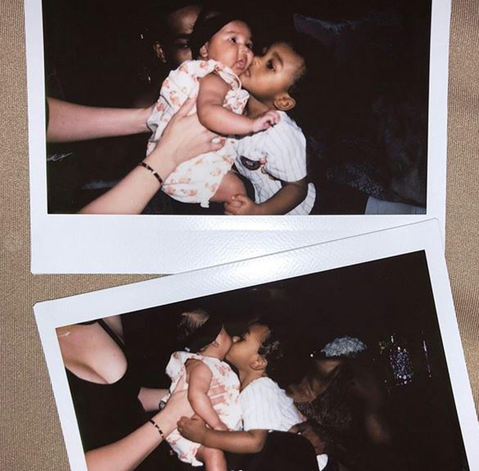 Tristan dodał PIERWSZE zdjęcie z True i jej braciszkiem (Instagram)