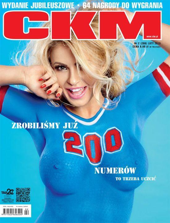 Ekscytujący konkurs CKM z Paulą Tumalą - Blondynka 102