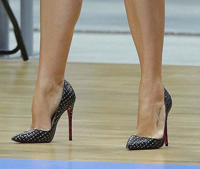 Paulę Tumalę muszą strasznie boleć stopy - bo bolą od samego patrzenia