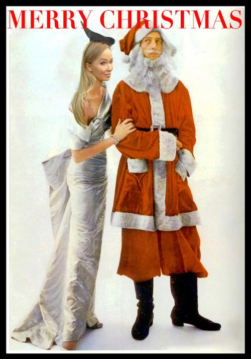 Tak wygląda świąteczna kartka Joanny Przetakiewicz (FOTO)