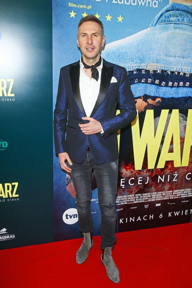 GWIAZDY na premierze filmu TWARZ (ZDJĘCIA)