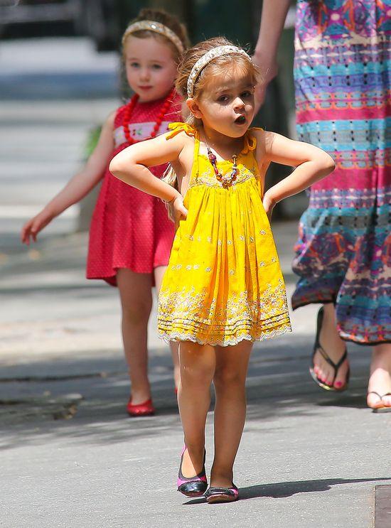 Małe gwiazdki znanej aktorki (FOTO)