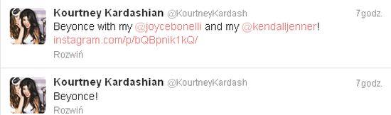 Kourtney Kardashian i Kendall Jenner o Beyonce (FOTO)