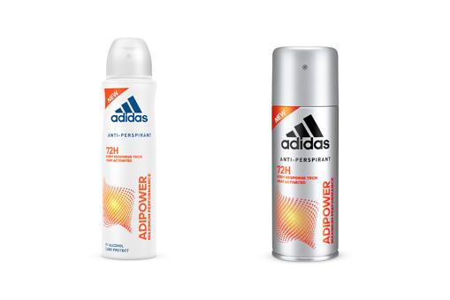 ADIPOWER - nowy nowy antyperspirant marki Adidas
