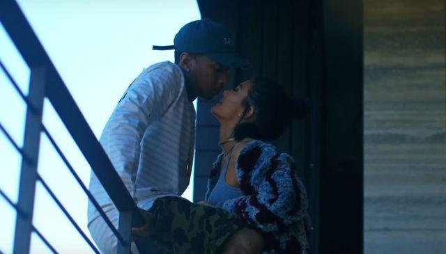 Kylie i Tyga całują się w jego nowym klipie! (FOTO)
