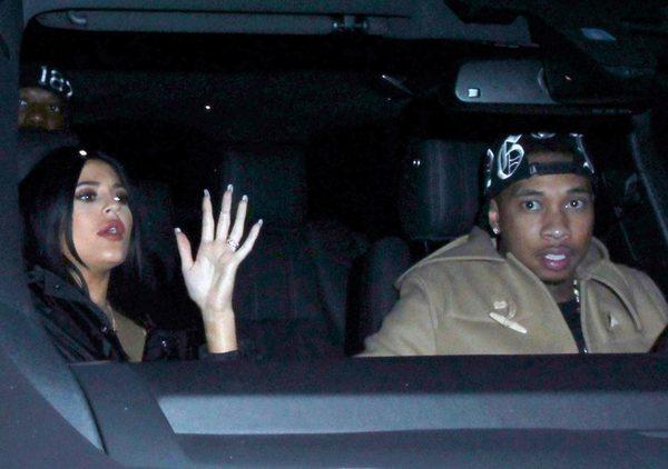 Tyga wyja�nia, na czym polegaj� jego relacje z Kylie Jenner