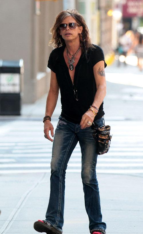 Steven Tyler wywołał zamieszanie w nowojorskim klubie