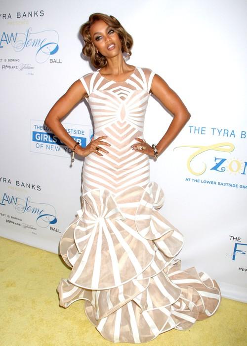 Tyra Banks wciaż ma to coś (FOTO)