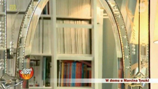 Marcin Tyszka pokazał swoją sypialnię (FOTO)