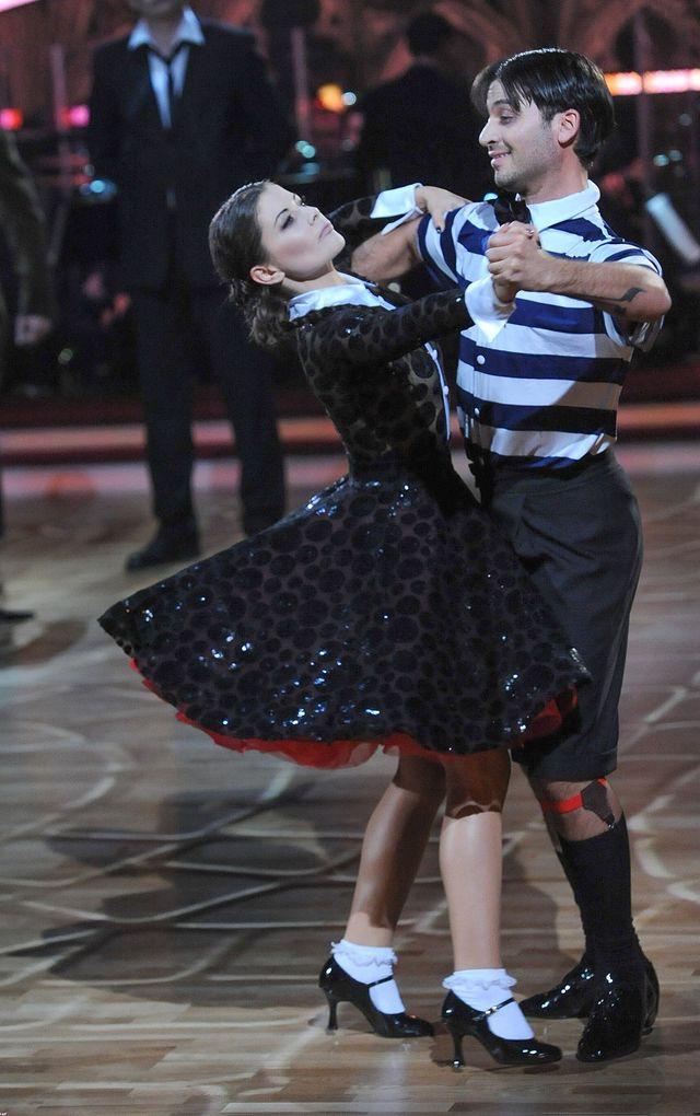 Zawadzka i Maserak odpadli z Tańca z gwiazdami!