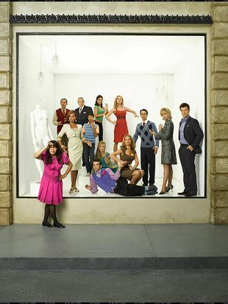 Ugly Betty na Broadwayu