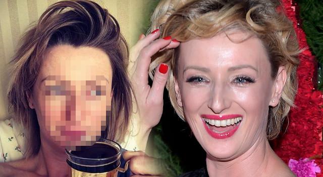 Ula Chincz: Zero makijażu, zero fryzury (Instagram)