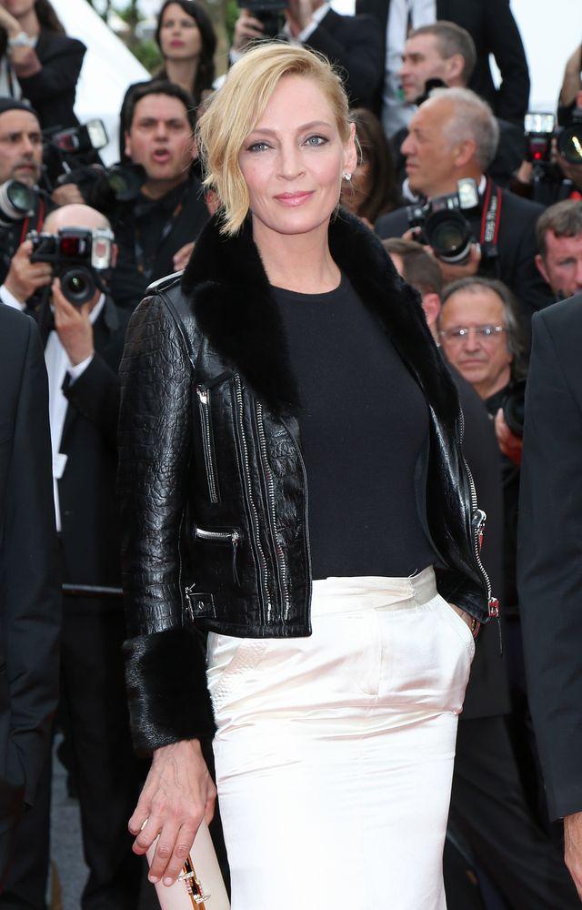 Życzenia Umy Thurman dla Weinsteina jak wbijanie NOŻA