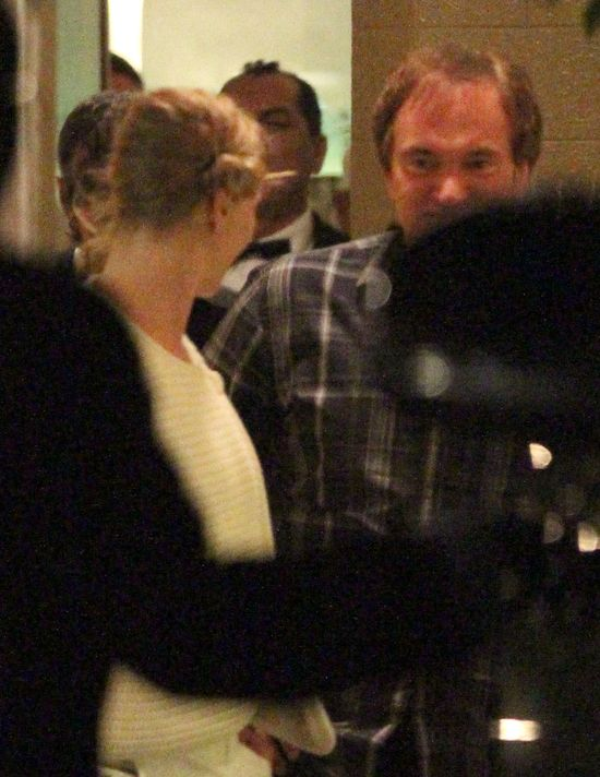Uma Thurman i Quentin Tarantino przyłapani na randce (FOTO)