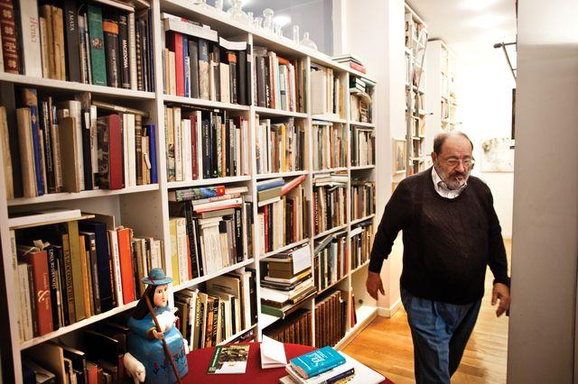 Nie żyje Umberto Eco